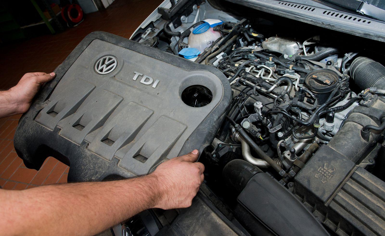 Volkswagen/ Motor