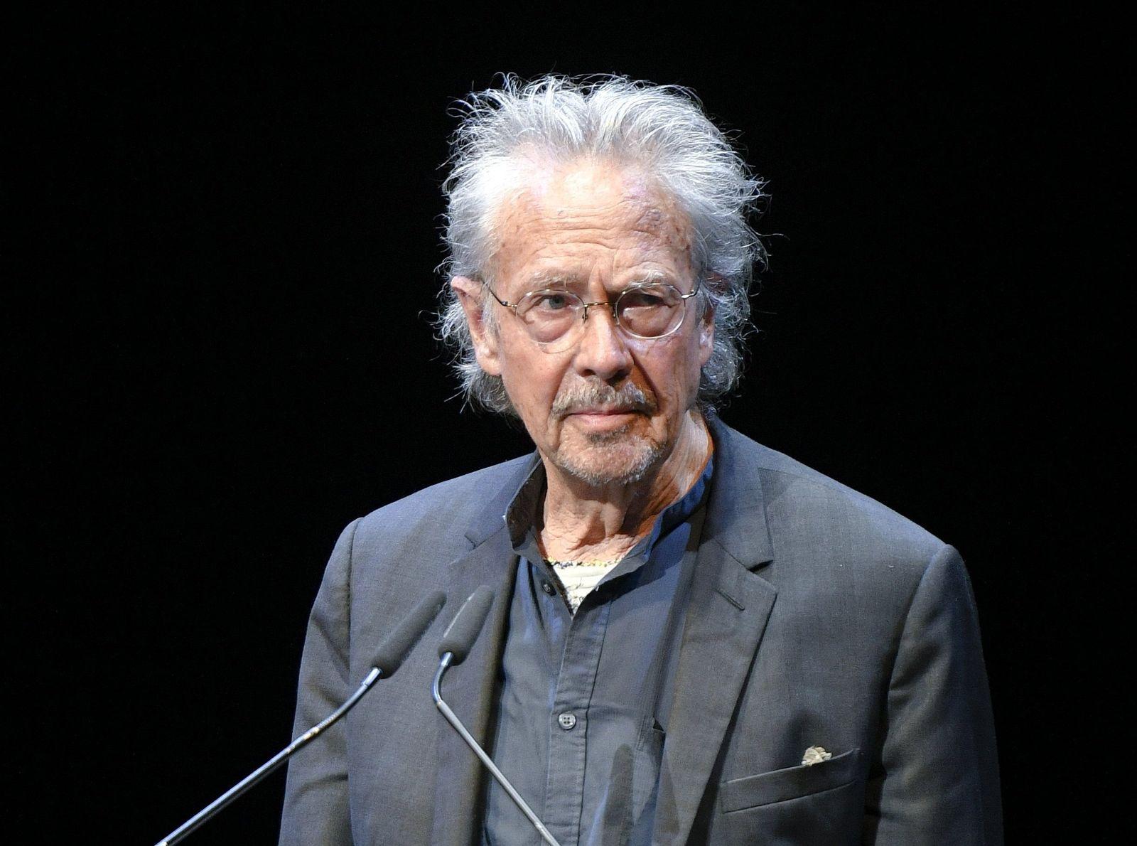 Peter Handke/ Literaturnobelpreis