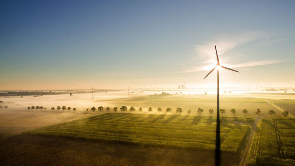 Windkraftanlage (Archiv)