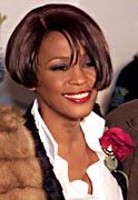 """Bekommt den Bambi in der Kategorie """"Pop International"""": Whitney Houston"""