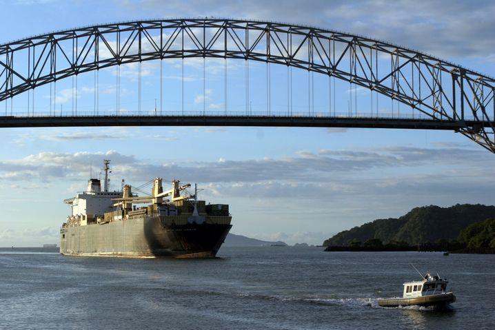 Streitfall Panama-Kanal