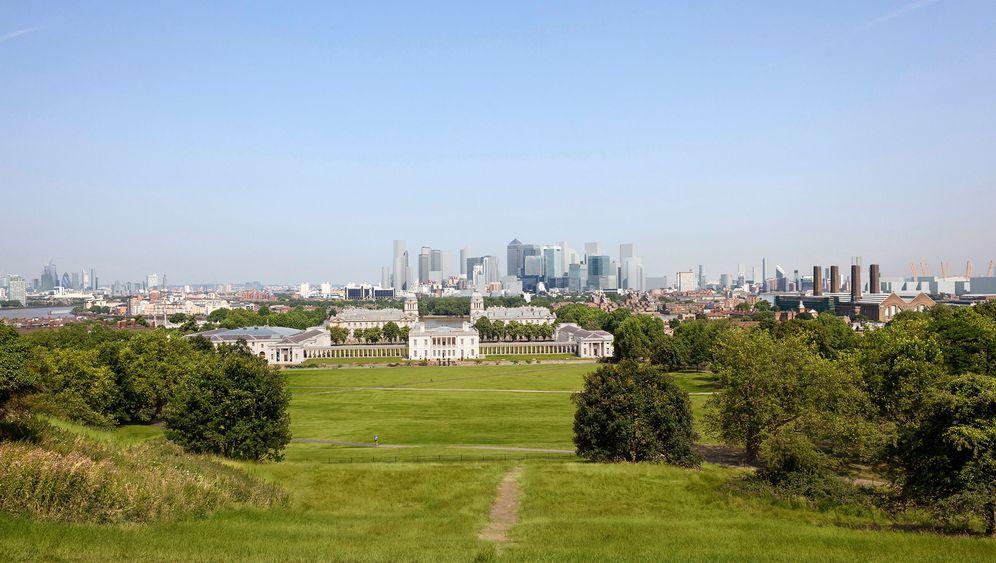 Londoner Skyline: Bigger als Ben