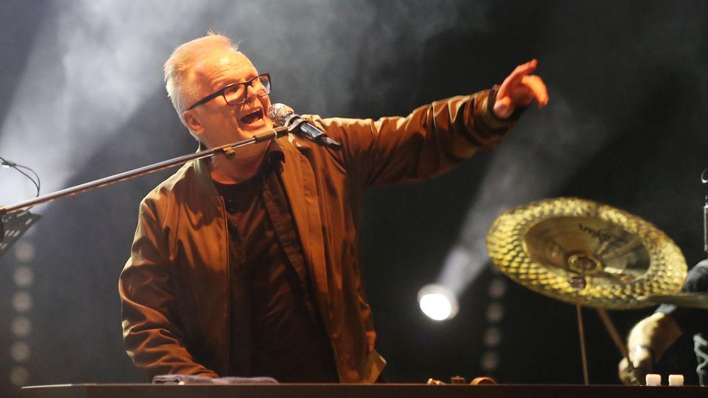 Rock gegen Rechts: Auftritt: Grönemeyer