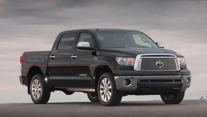 Toyota-Krise: Autogigant in Nöten