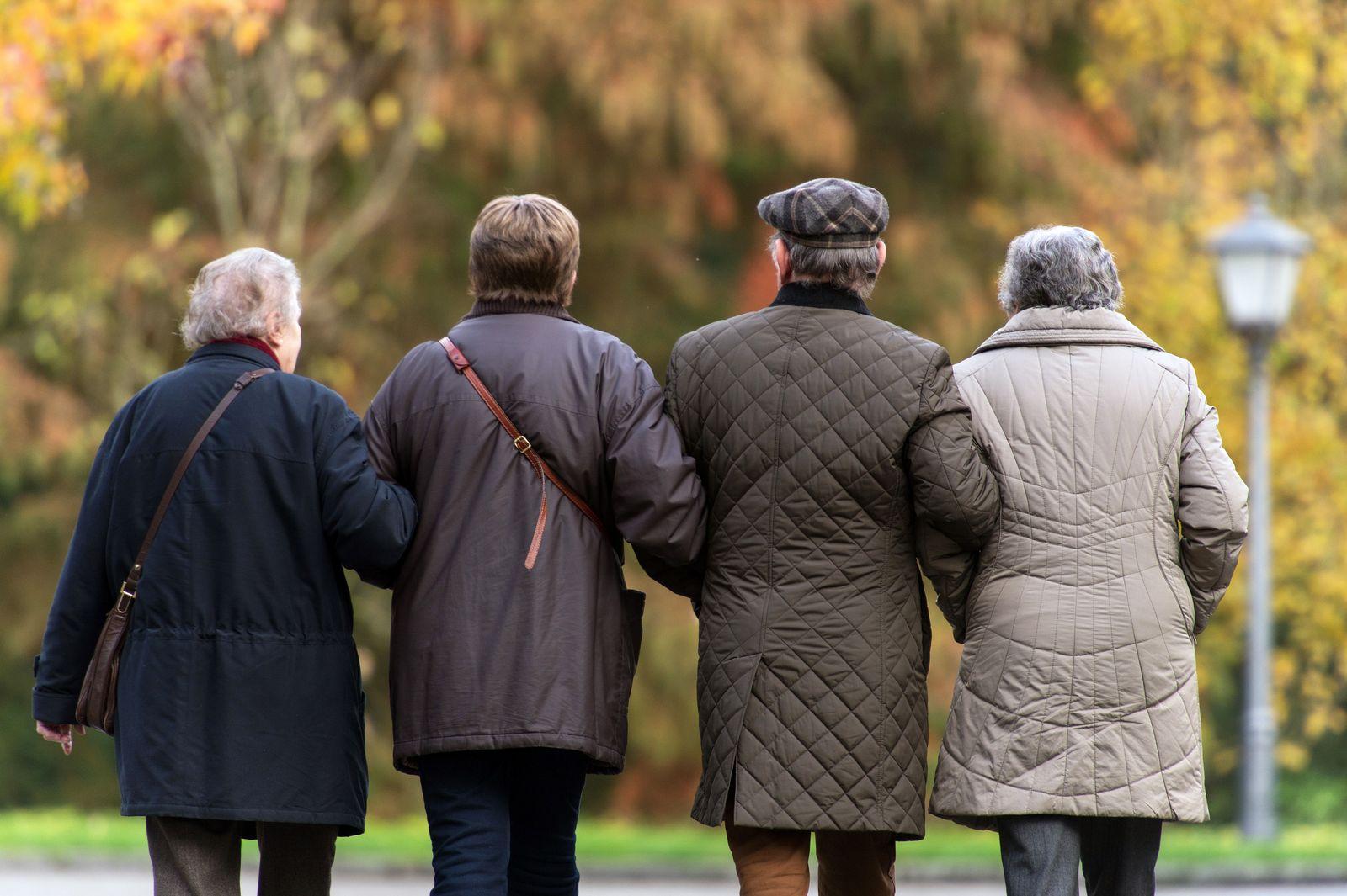 Senioren / Rente / Rentner /
