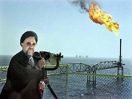 """Persischer Öl-Terminal: """"Jetzt haben sie begriffen, dass es uns ernst ist"""""""