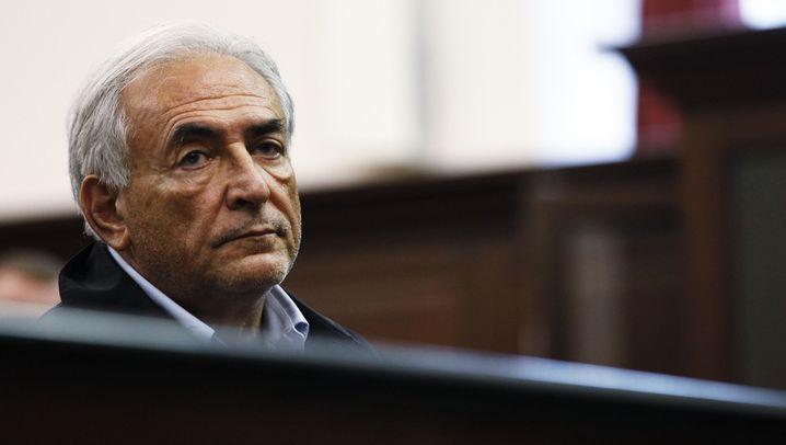 """Rücktritt von Strauss-Kahn: """"Ich bin unendlich traurig"""""""