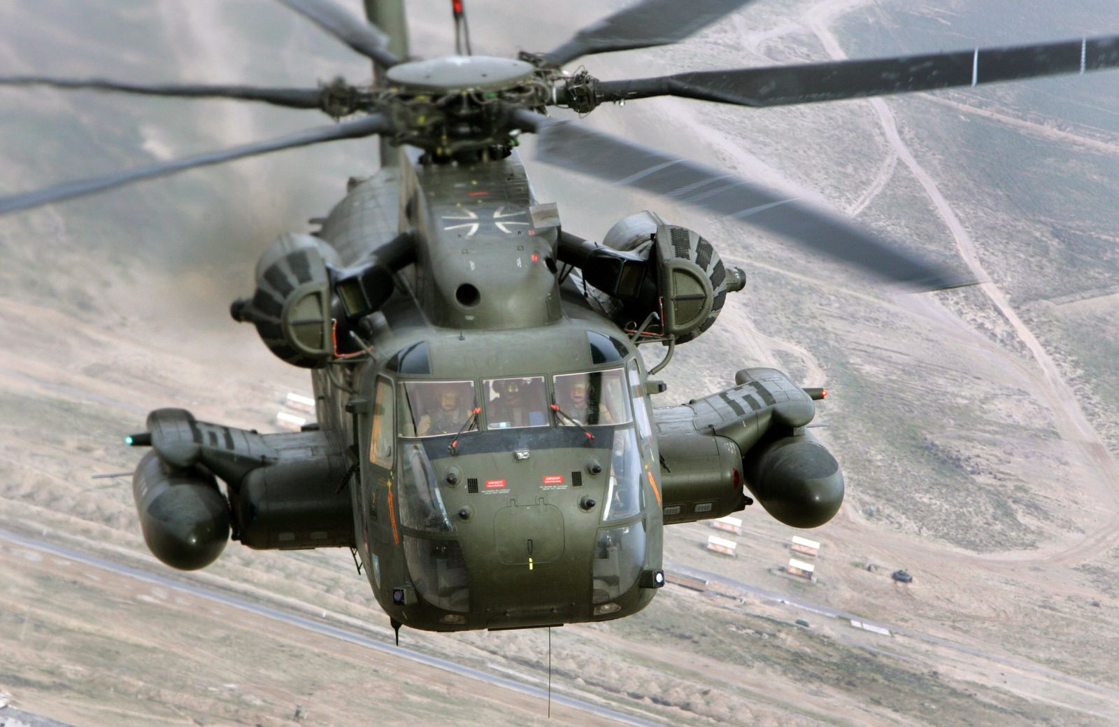 Kampfverband CH-53 Afghanistan