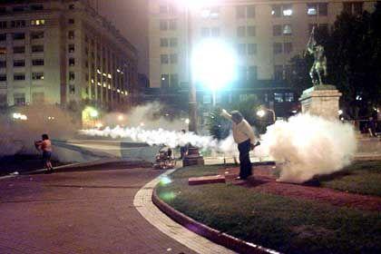 Unruhen in Argentinien: Ungewöhnliche Wirtschaftsmaßnahmen sollen helfen