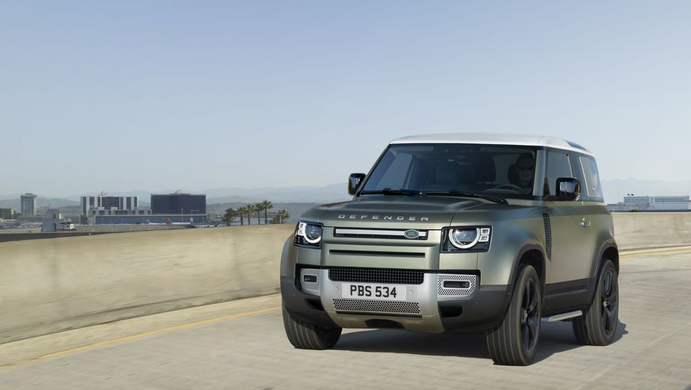 Land Rover Defender: Das Offroad-Raubein in Neuauflage