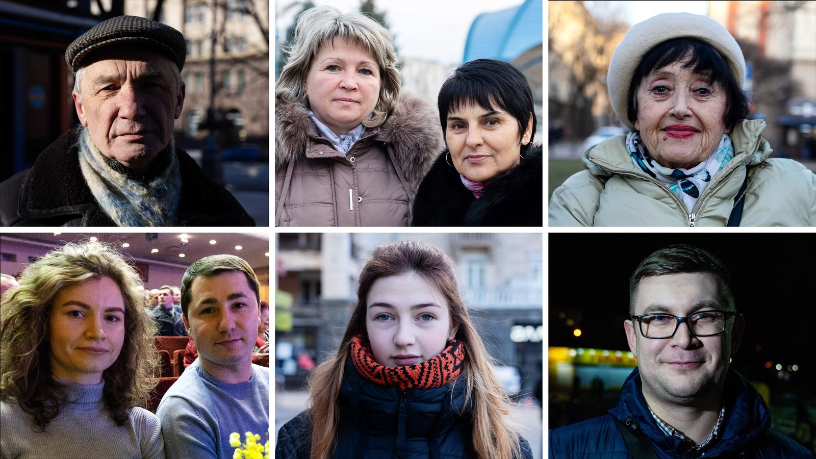 KOMBO Ukraine/ Praesidentschaftswahl/Stimmen