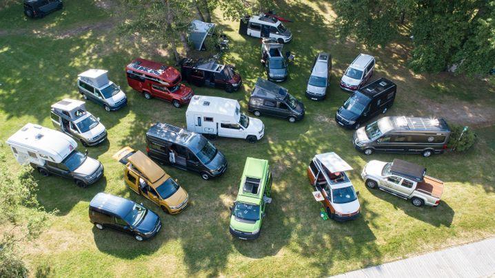 Campingbusse: Alternativen zum VW-Bulli