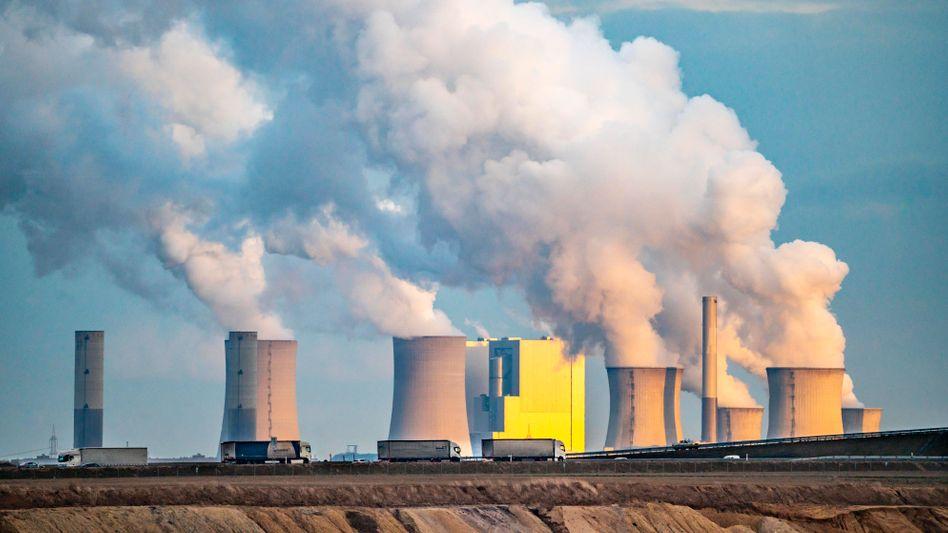 Das Braunkohlekraftwerk Neurath ist eines der CO2-intensivsten Kraftwerke in der gesamten EU