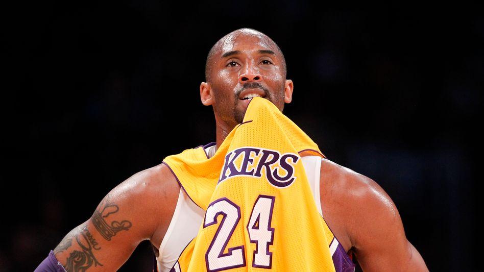 Verunglückter Spitzensportler Kobe Bryant: Ein lehrreicher Fall