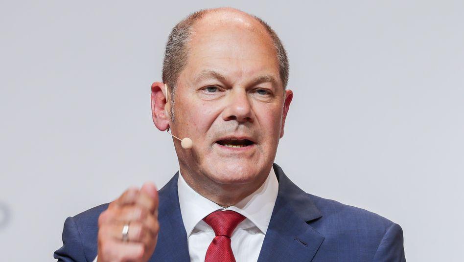"""Olaf Scholz: Will der Union die """"Gelegenheit zur Erneuerung in der Opposition"""" einräumen"""