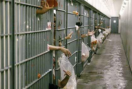 """US-Gefängnis: """"Du hast keine Hoffnung, hier herauszukommen"""""""