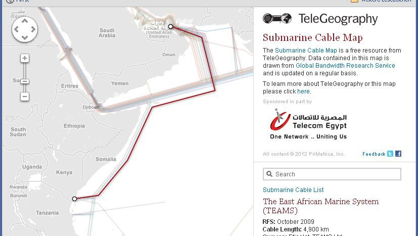 TEAMS-Kabel: Bis zu zwei Wochen Ausfall