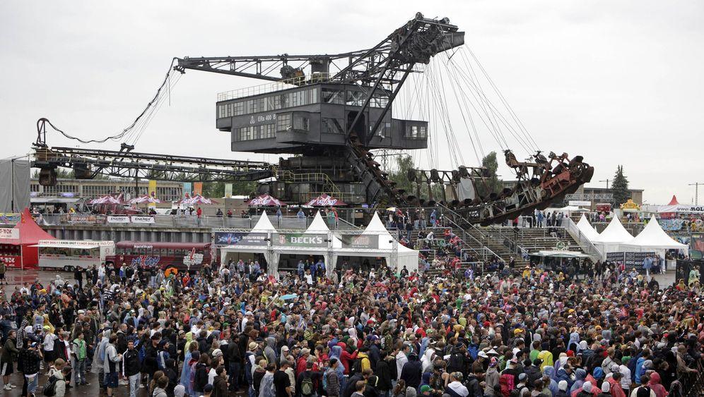Splash!-Festival: Gräfenhainichen, ein Wintermärchen