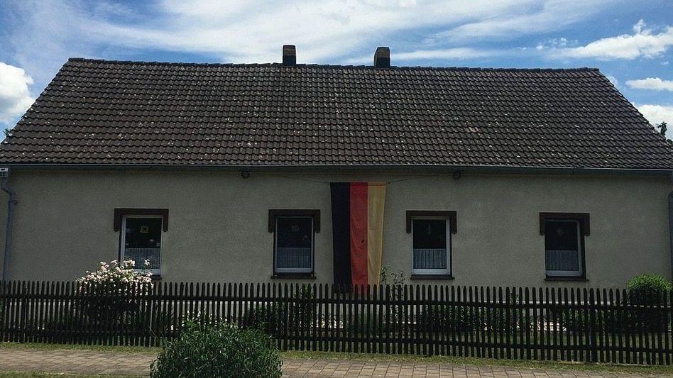 Himmel über Brandenburg