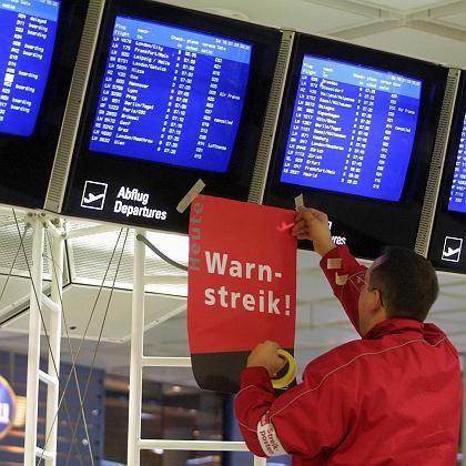 Warnstreik am Flughafen München: Die private Konkurrenz steht bereit