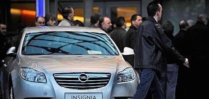 Opel-Betriebsversammlung: Keine Alternative zu einer Rettungsaktion