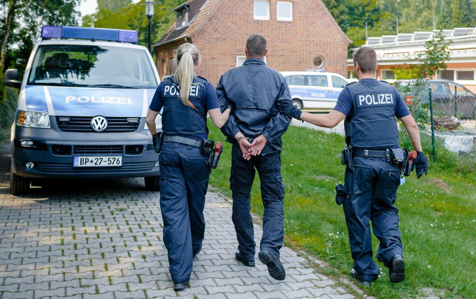 Bundespolizeiakademie in Lübeck