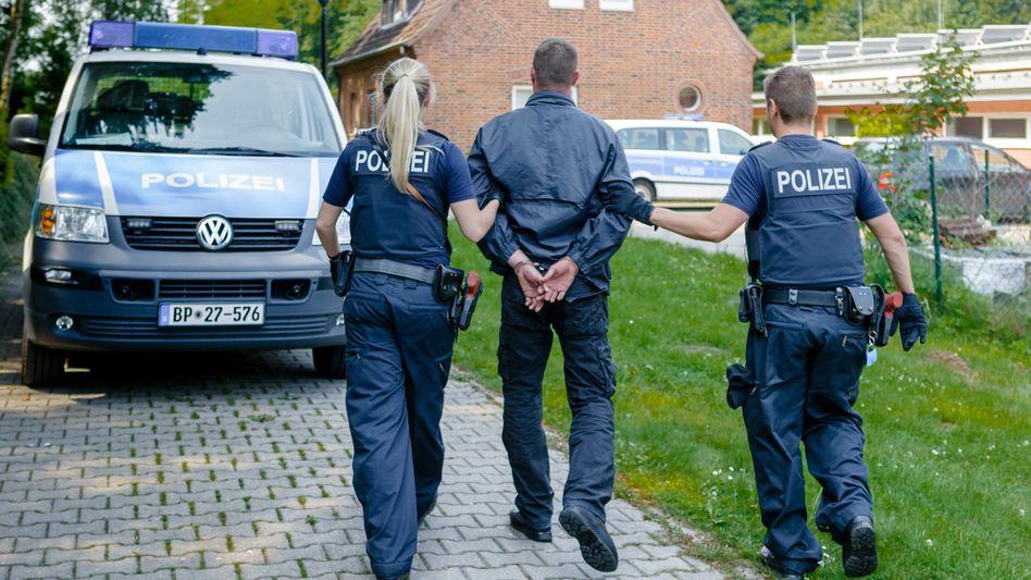 Training an der Bundespolizeiakademie (Archivbild)