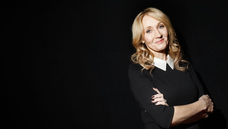 """Erfolgsautorin Rowling: """"Ich weiß jetzt schon eine Menge über Newt"""""""