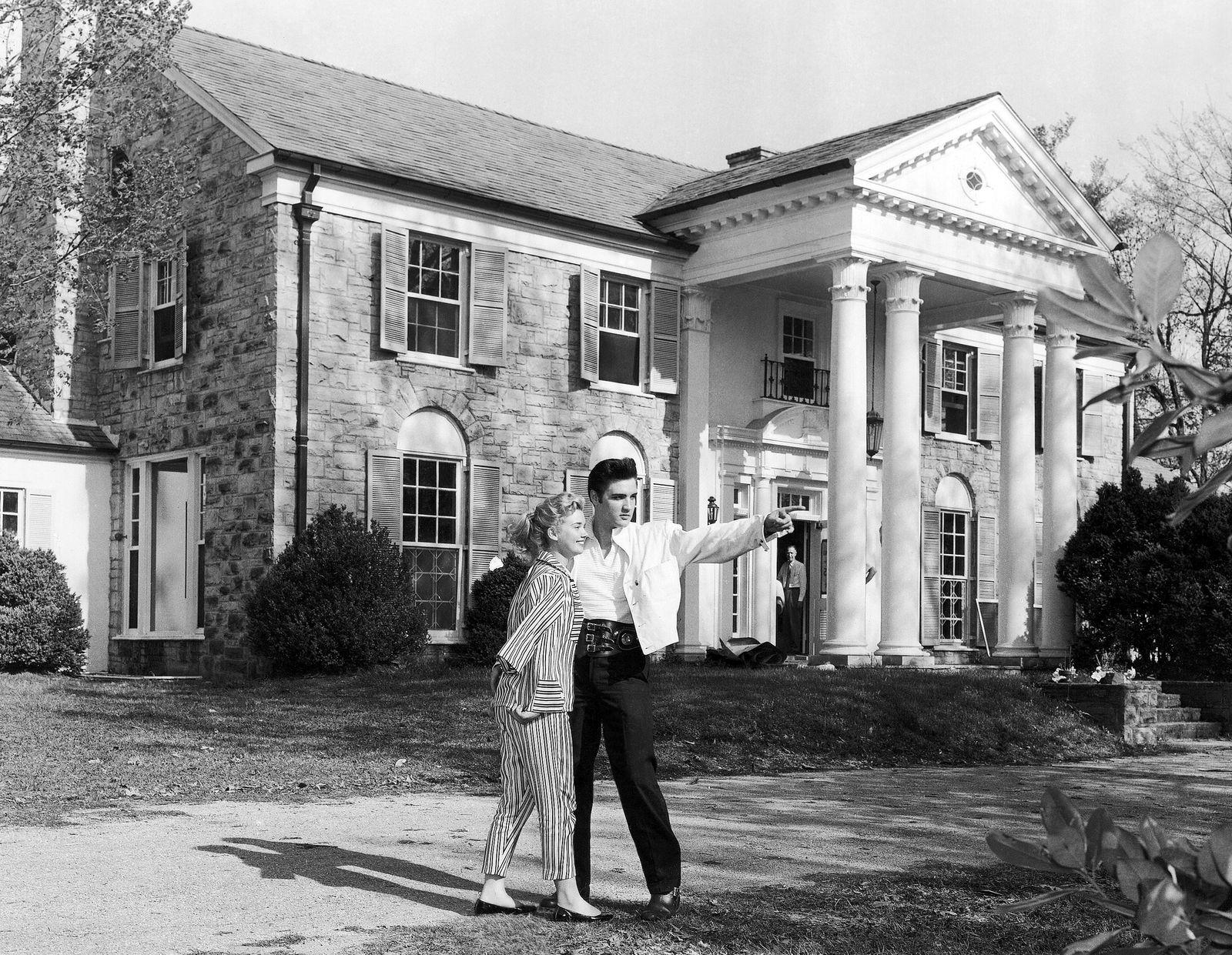 Elvis Presley, Yvonne Lime
