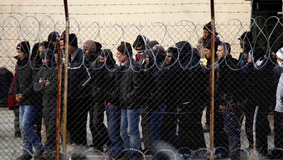 """Griechisches Flüchtlingslager Fylakio (2011): """"Verstoß gegen internationales und europäisches Recht"""""""