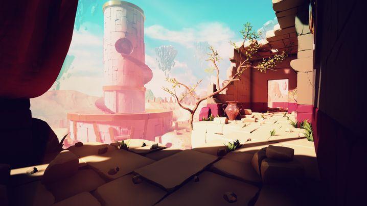 """""""The Sojourn"""" von Iceberg Interactive für PlayStation 4/Xbox One/PC, 22 Euro"""