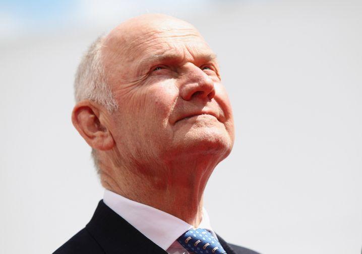 Einstiger VW-Aufsichtsratschef Ferdinand Piëch