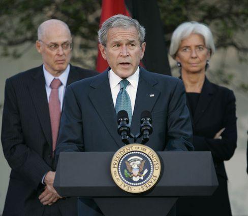 US-Präsident Bush: Treffen auf dem Landsitz geplant