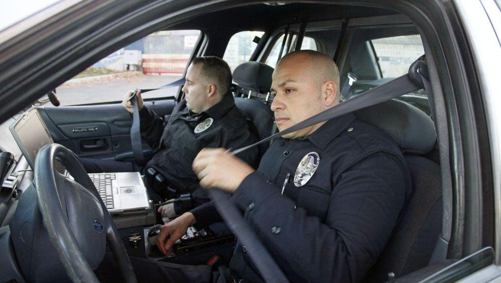 Polizei in Los Angeles: Der Wandel der gefürchteten Truppe