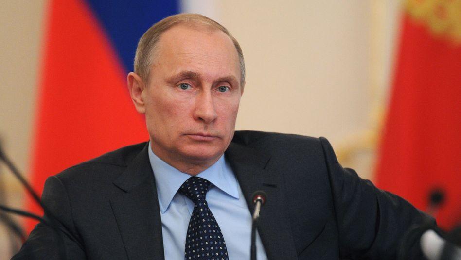 Russlands Präsident Putin: Keine Verzögerungen erwünscht