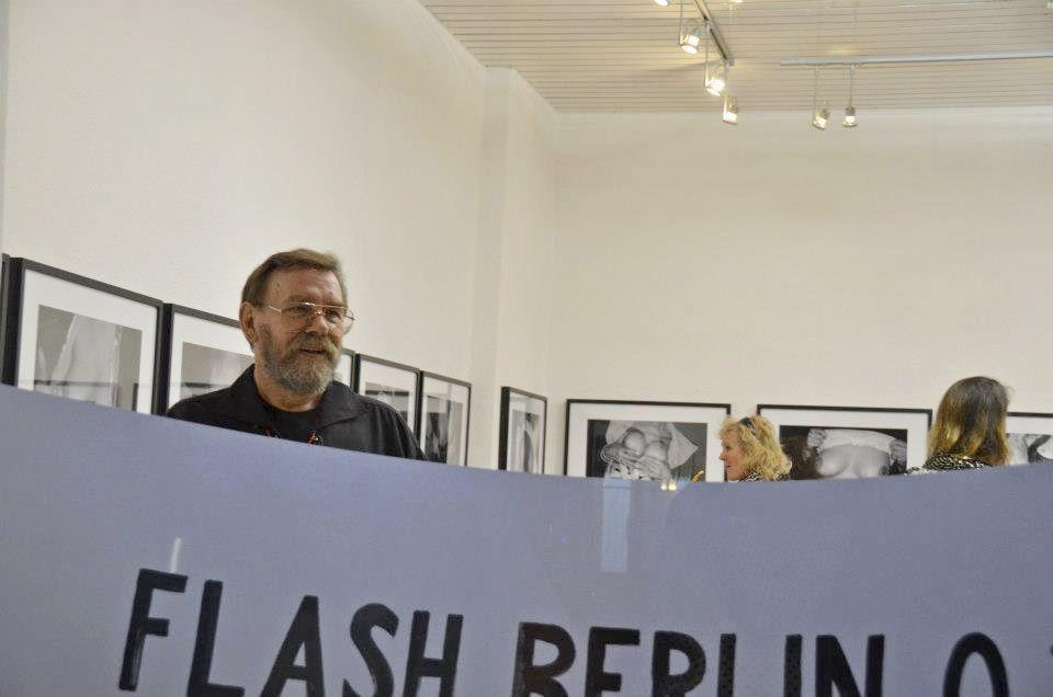 EINMALIGE VERWENDUNG Flash Berlin 0.1/ Hans-Jürgen Watzlawek