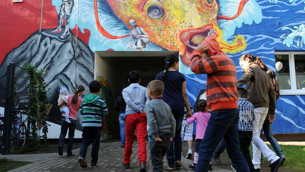 Zuwanderung von Roma: Kommunen überfordert, Bund nicht zuständig
