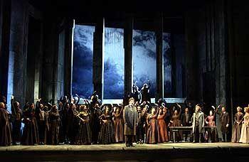 """""""Lucia di Lammermoor""""-Inszenierung in Los Angeles: Dramatische Veränderungen"""