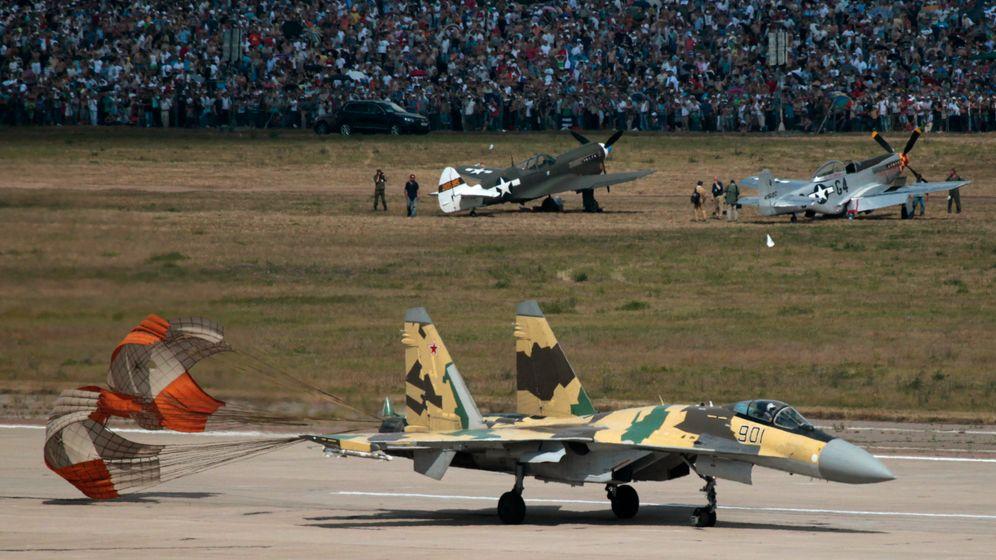 Rüstungsdeal: Russische Kampfjets für China