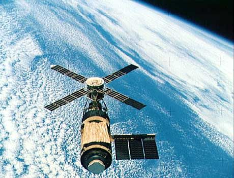 "Modifizierte Saturn-V-Stufe: Das US-amerikanische ""Skylab"" startet 1973 ins All"