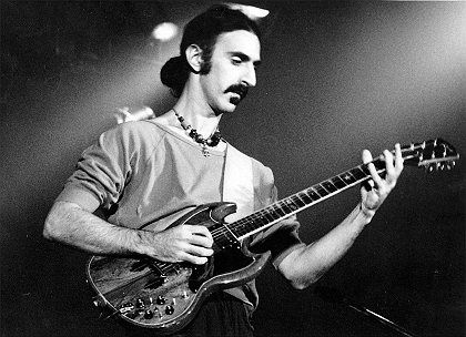 What would Frank Zappa have said?