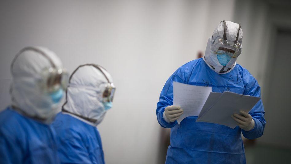 Neues Coronavirus: Suche nach Patient X