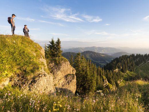 Fünf Höhenwege mit Aussicht: Der Gipfel ist nicht (unbedingt) das Ziel