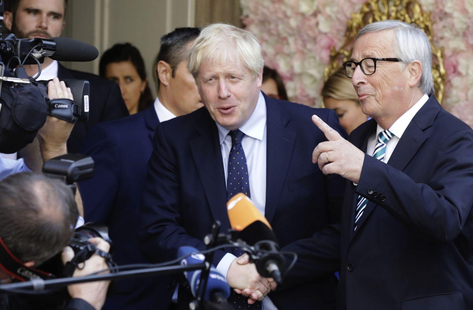 Johnson & Juncker