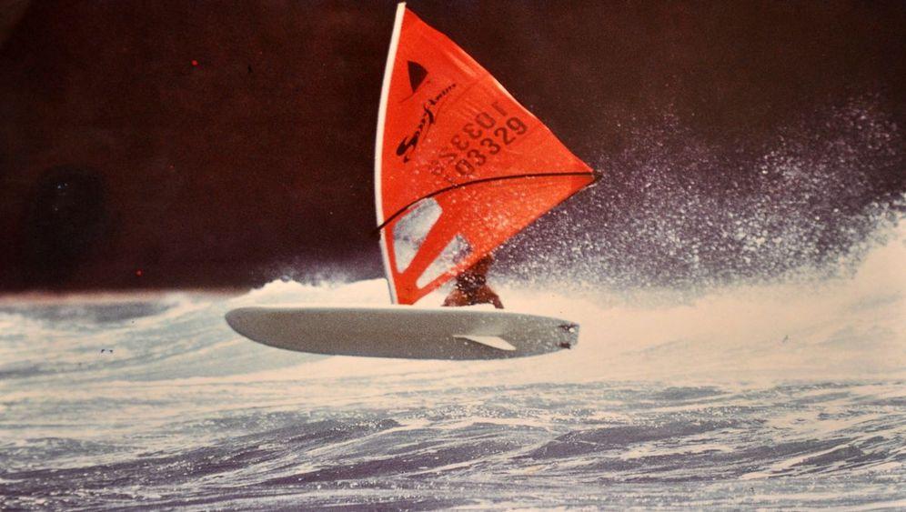 """Windsurfing: """"Die Mutter aller Trendsportarten"""""""