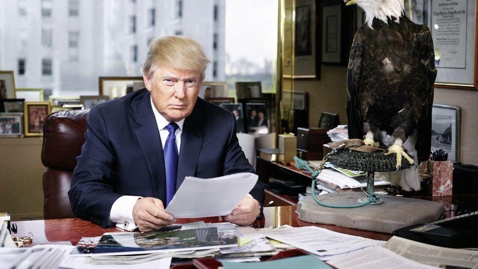 Wahlkämpfer Trump