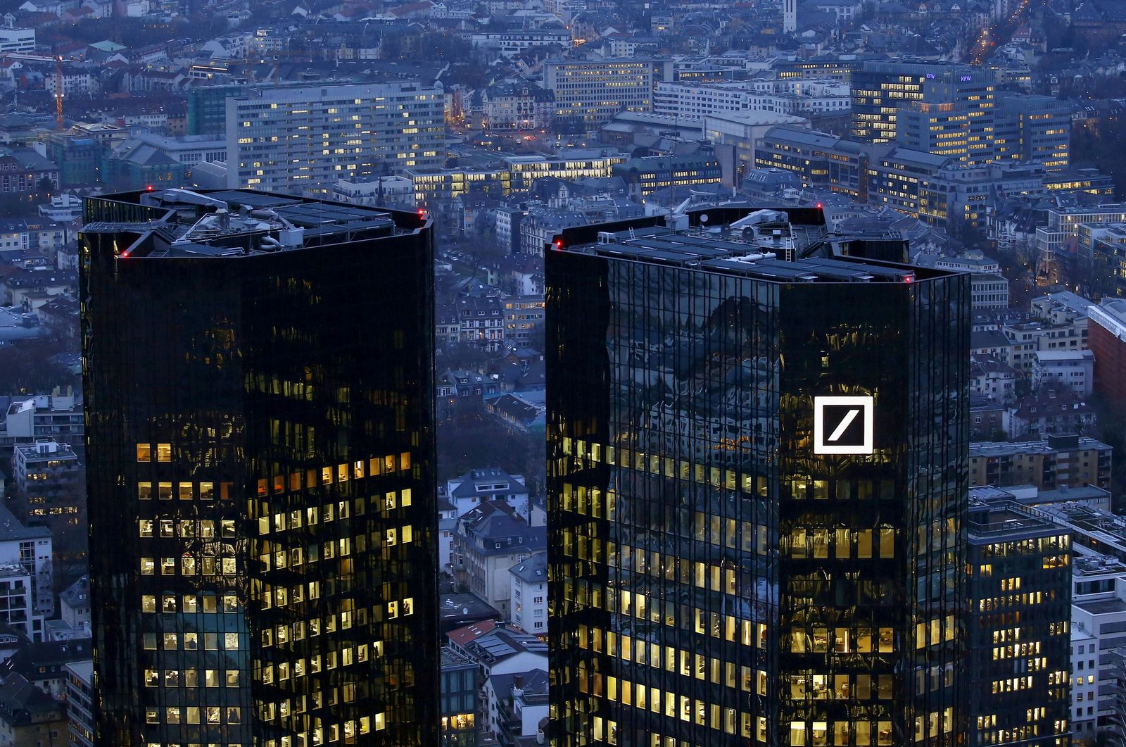 DEUTSCHE BANK-US/PENALTY