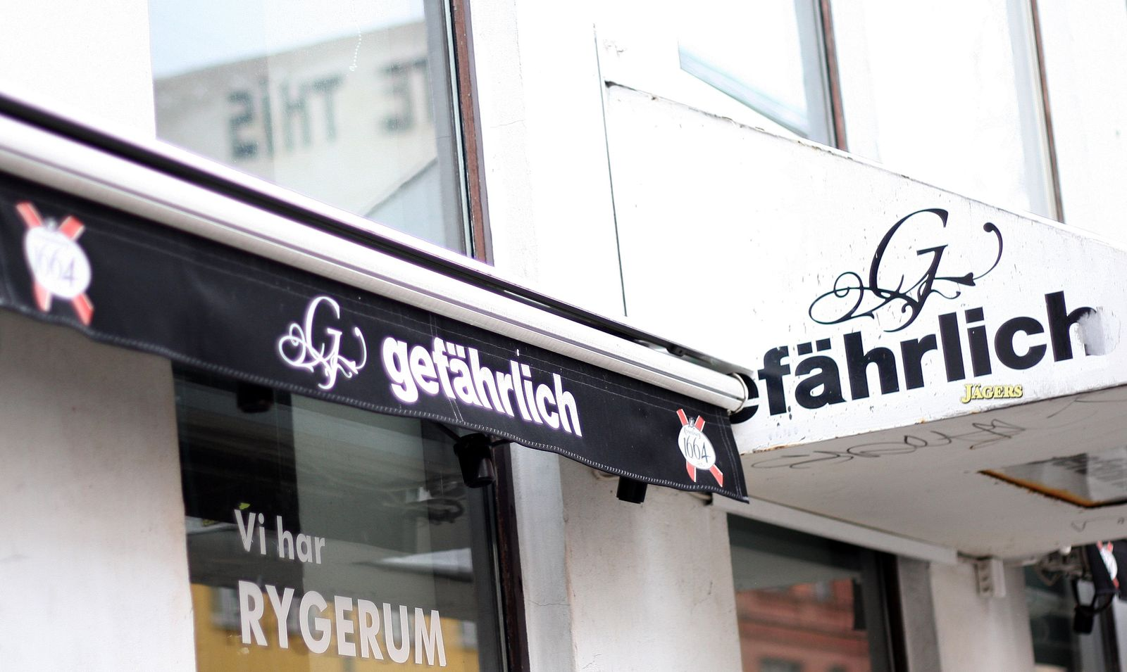 Kopenhagen/ Deutsche Namen/ dänische Lokale