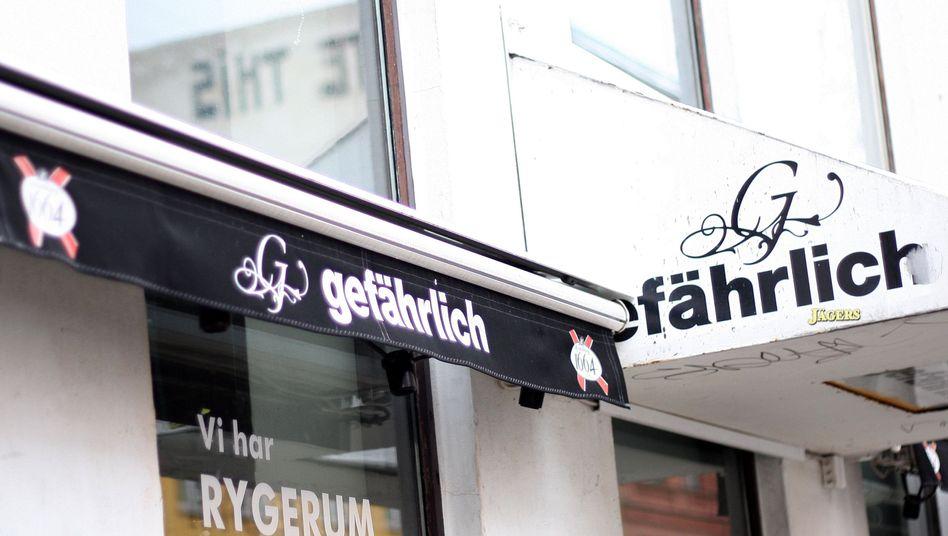 """Willkommen im """"Gefährlich"""": Dänen mögen deutsche Namen"""