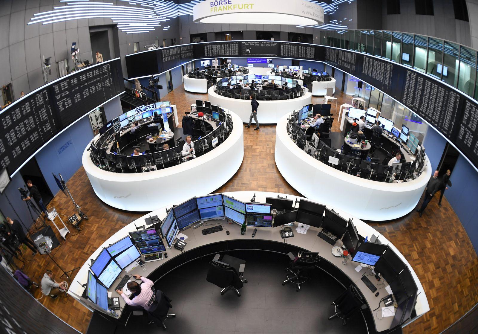 Deutsche Börse investiert in Börsenumbau